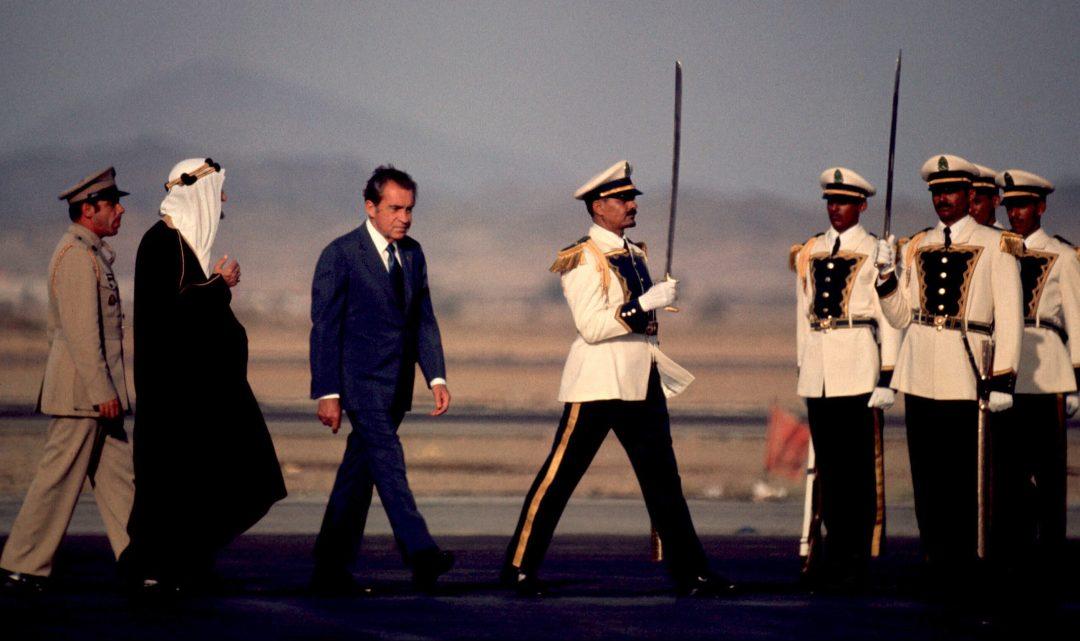 История тайного союза США и Саудовской Аравии