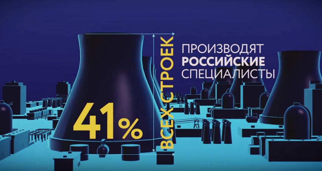 Ядерная энергетика — залог геополитического влияния России