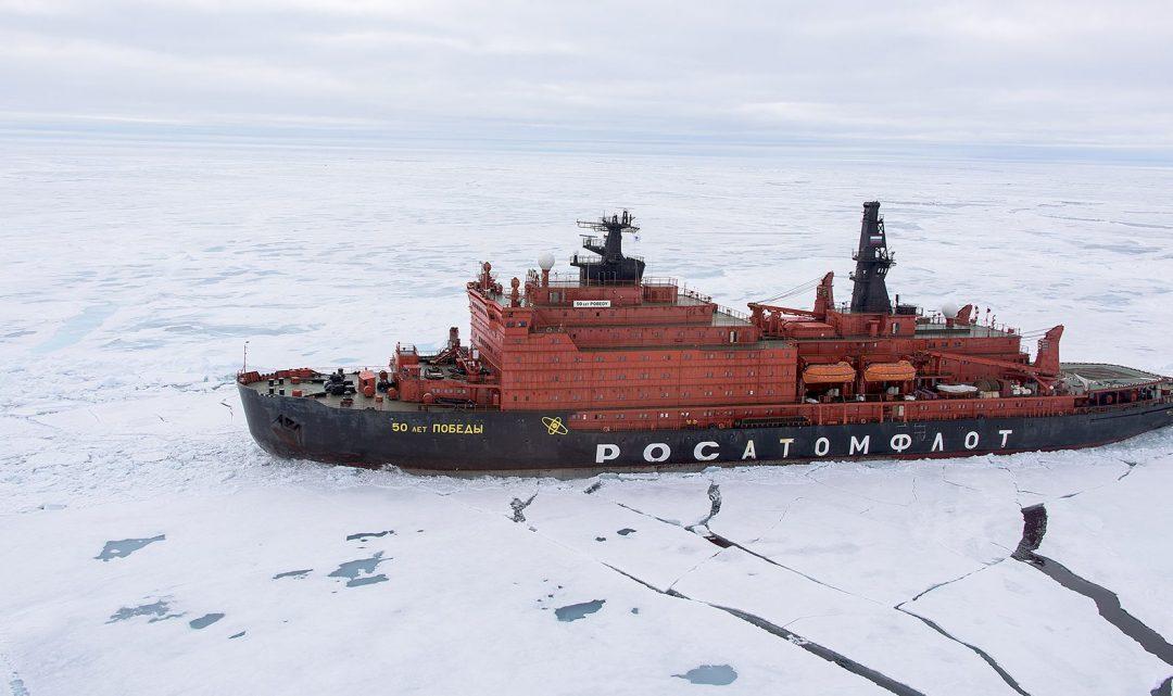 Российский атомный флот сбрасывает оковы