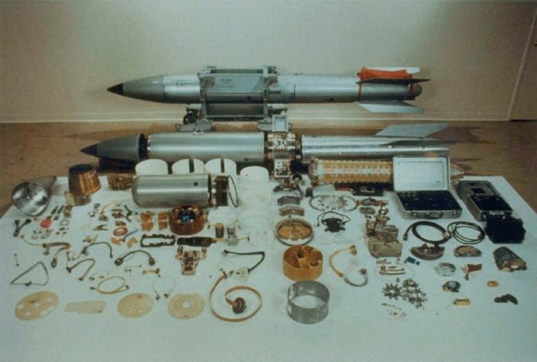 """Бомба """"B-61"""" в разборе, Фото: wikimedia.org"""