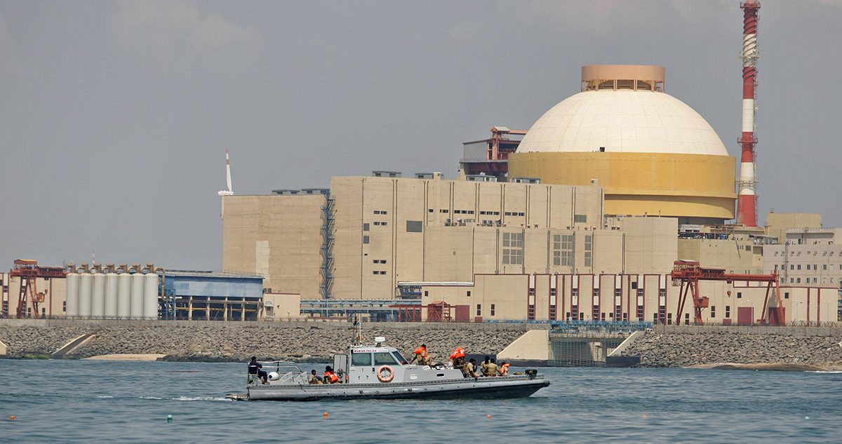 """АЭС """"Куданкулам"""" в Индии или как Россия чудеса ставит на поток"""