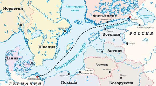 Северный Поток - 1