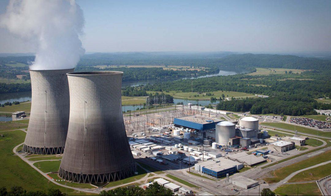Свежий атомный реактор США