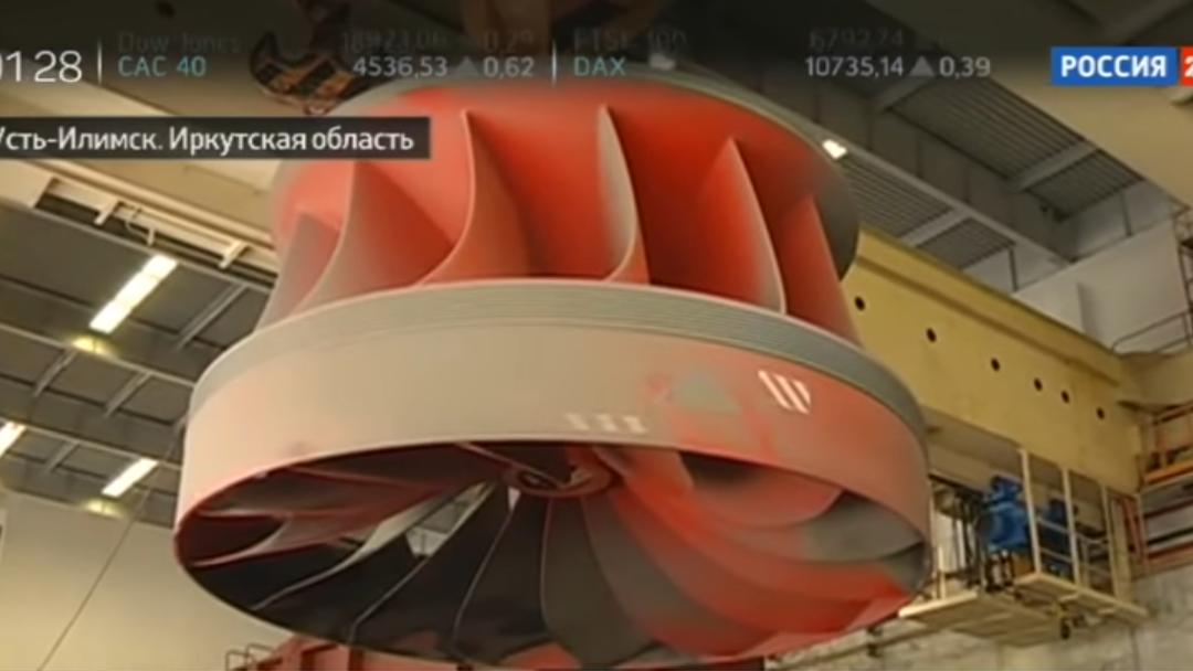 О модернизации сибирских ГЭС