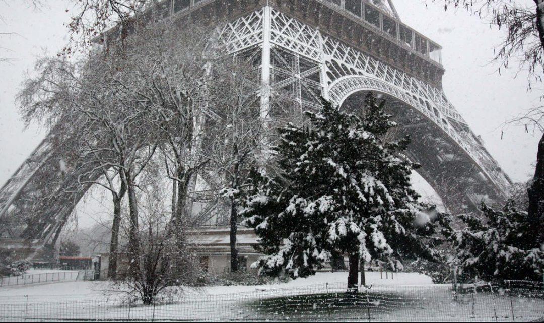 Зима во Франции – пора тревоги