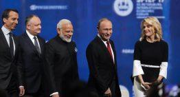 Итоги ПМЭФ для Индии
