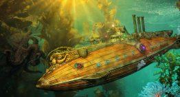 Подводный город для освоения богатств Арктики