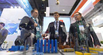 Экспозиция ПМГФ-2017 открыла двери новейшим разработкам газовой отрасли