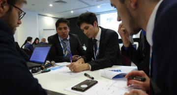 «Молодёжный день: диалог поколений» в рамках  VII Петербургского международного газового форума
