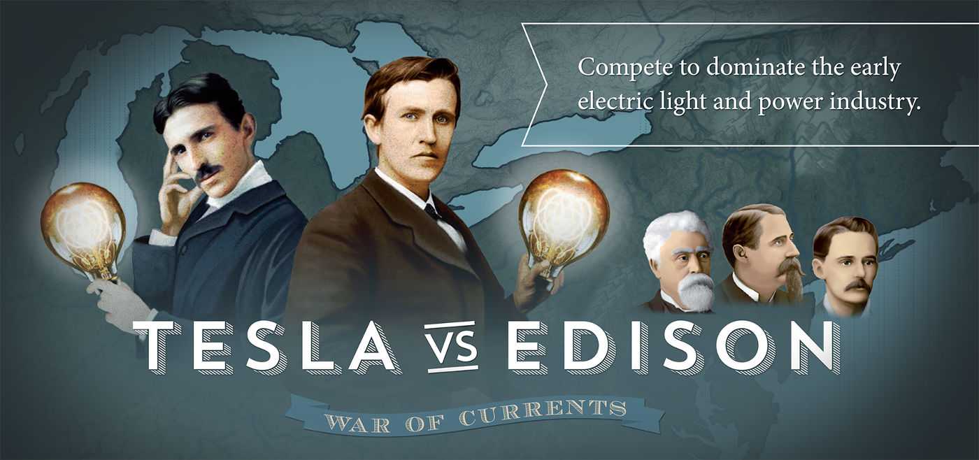 edison and tesla essay Open document below is an essay on edison vs tesla from anti essays, your source for research papers, essays, and term paper examples.