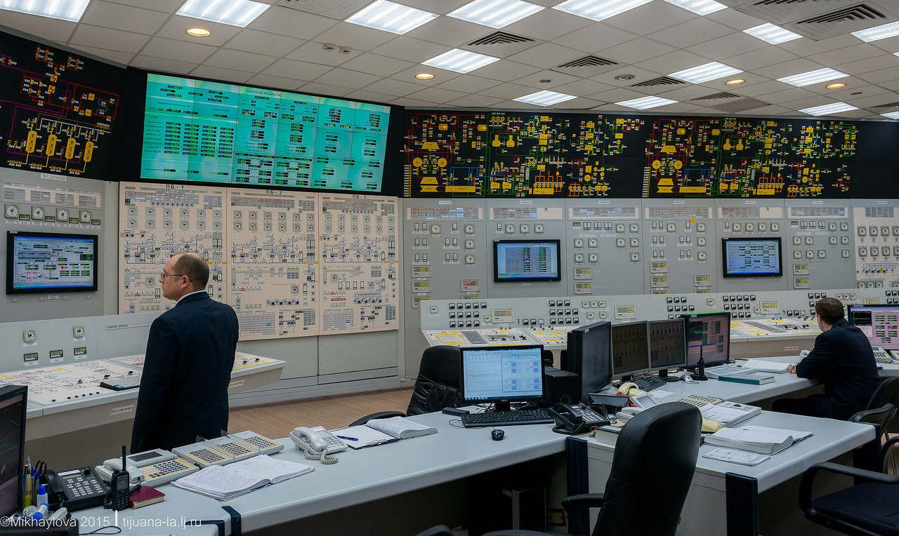 Американская награда российской АЭС