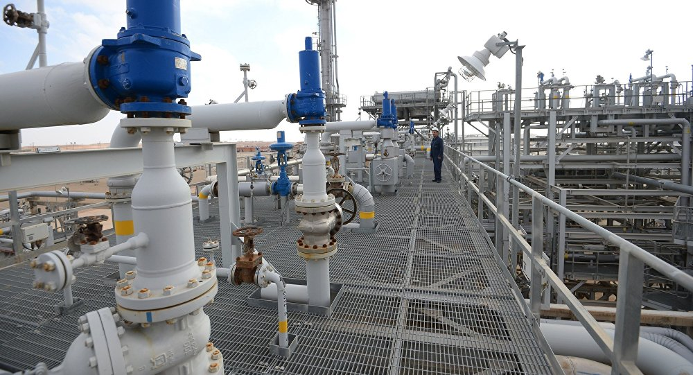 Тайна источников «спотового газа»