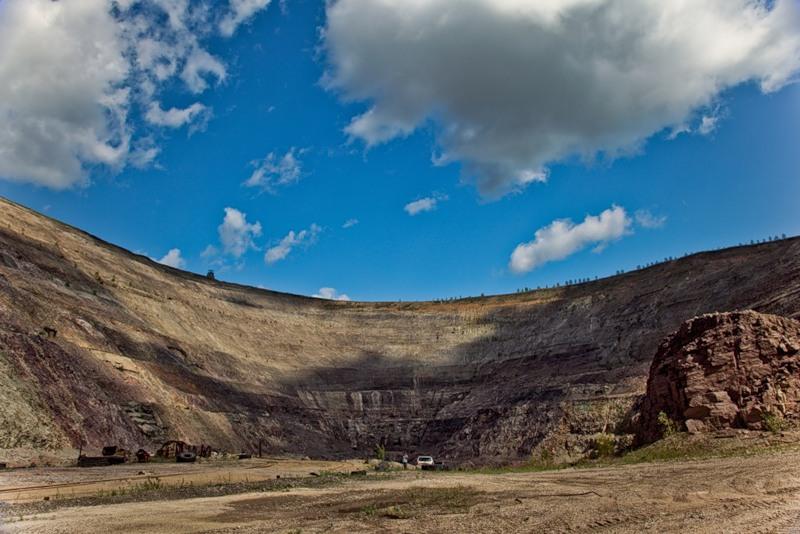 Новая жизнь главного уранового рудника России