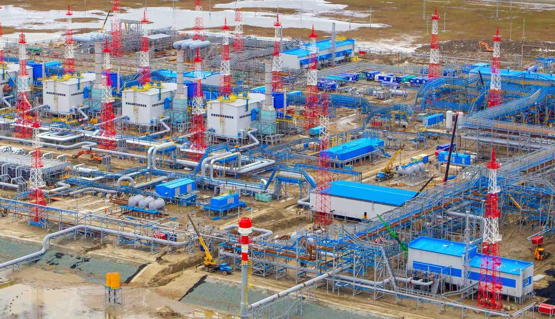Бованенково – новый этап газовой отрасли России ⋆ Geoenergetics.ru