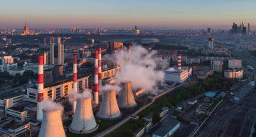 ТЭЦ — источник горячей воды для городов