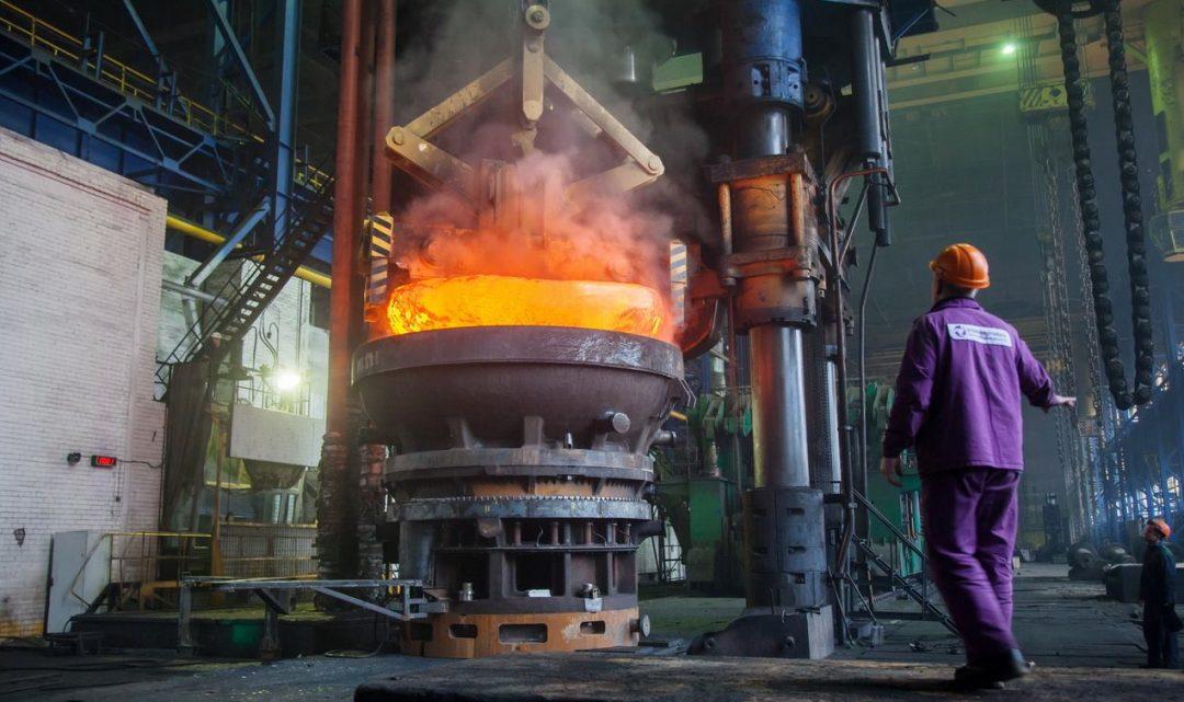 Атомный пример для газового машиностроения