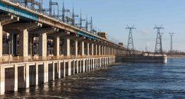 Новые российские технологии на крупнейшей ГЭС Европы