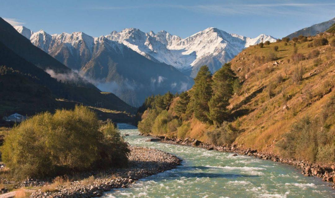 Большой вклад малых ГЭС в энергетику Кавказа