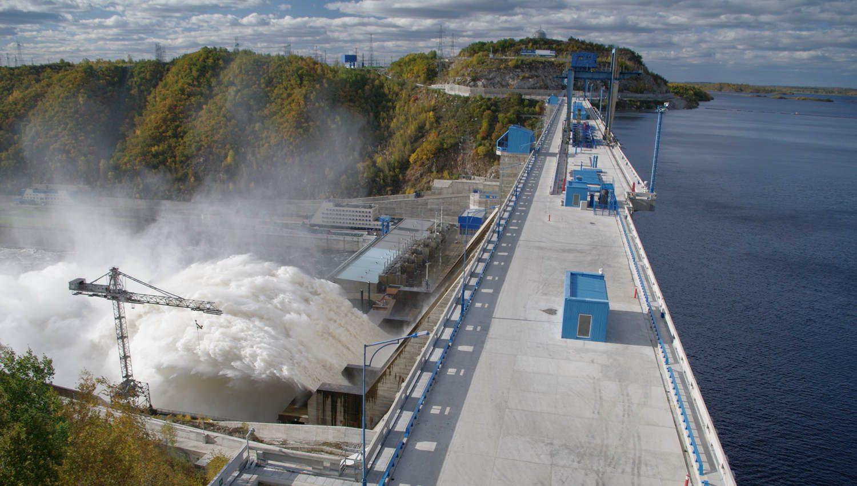 РусГидро – базовая энергетическая компания России