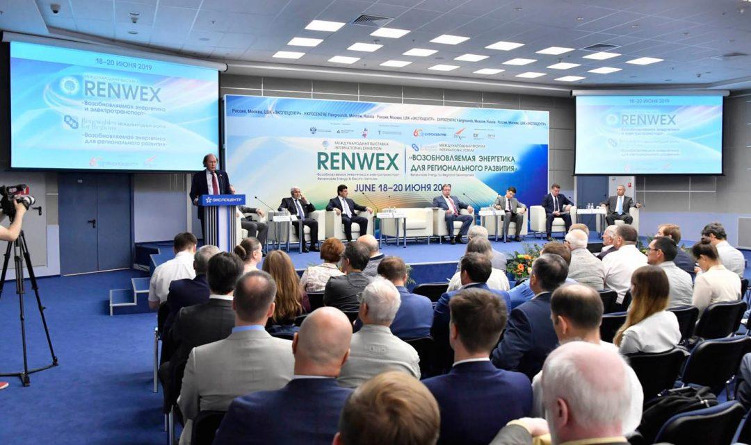 В Москве пройдет Международная выставка RENWEX 2020