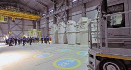 Контролёры радиоактивности в России