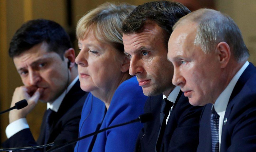 Новый этап газовых отношений России, Украины и Европы