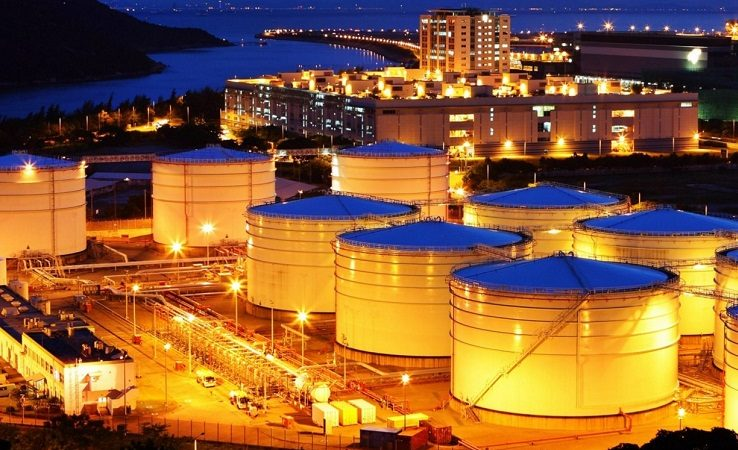 Нефтедобыча в США