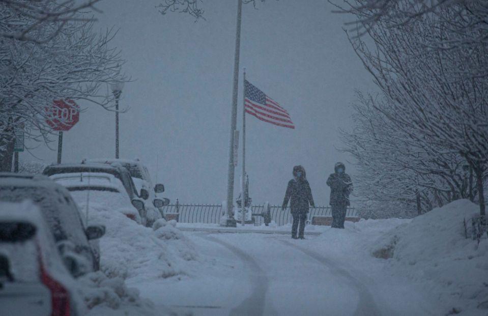 Организационные проблемы США на фоне климатической аномалии