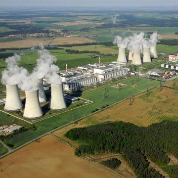 """Власти Чехии выдали разрешение на строительство нового энергоблока для АЭС """"Дукованы"""""""