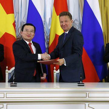 «Газпром» подстроит во Вьетнаме электростанцию мощностью 340 МВт