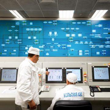 «Росэнергоатом» перевел АЭС на российскую операционную систему