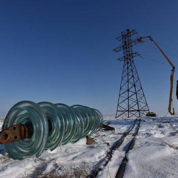 На Чукотке дали напряжение на новой ЛЭП протяженностью 235 км