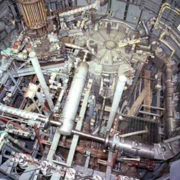 Ученые КНР представили проект ториевого реактора на расплавах солей