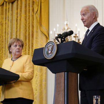 США и ФРГ запускают партнерство по энергетике, в том числе для помощи Украине