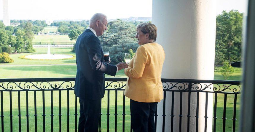 Сделка США и Германии по «Северному потоку — 2»