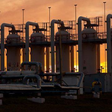 Запасы газа в ПХГ Европы восстанавливаются очень медленно