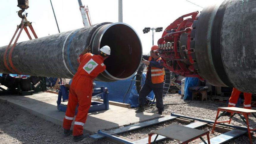 В Бундестаге предложили начать переговоры с РФ о поставках водорода по Nord Stream 2