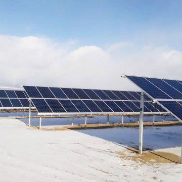 Первые в Арктике солнечные электростанции установили в удаленных селах Чукотки