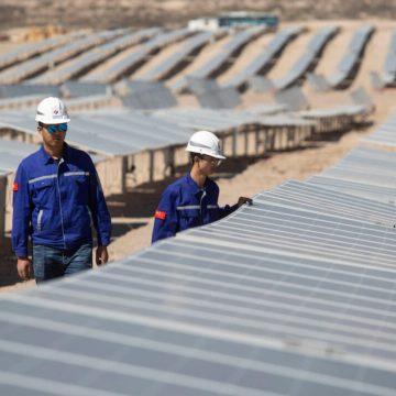 Ирак и Китай договорились о строительстве солнечных электростанций