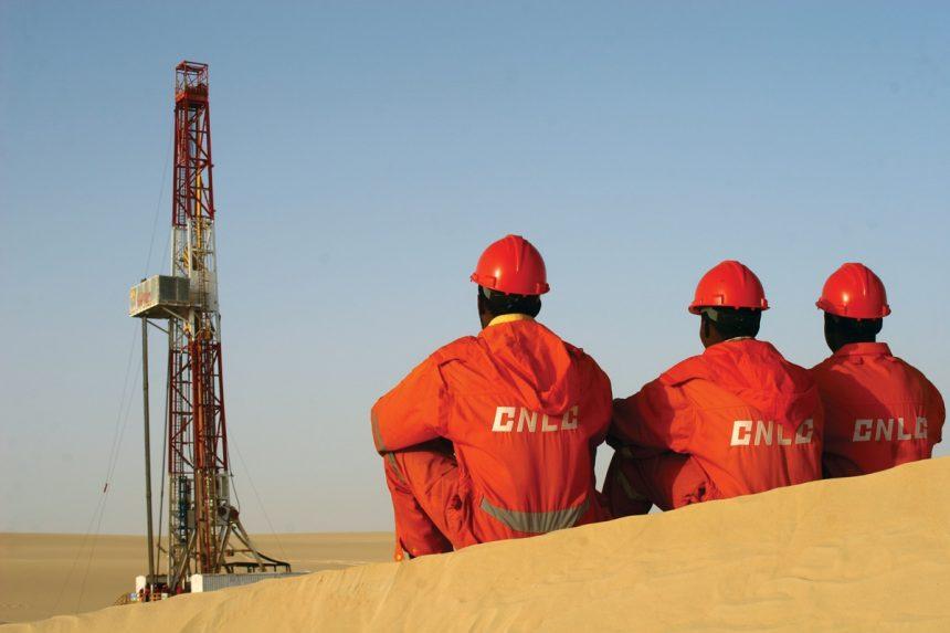 Китайская CNPC обнаружила гигантское месторождение сланцевой нефти