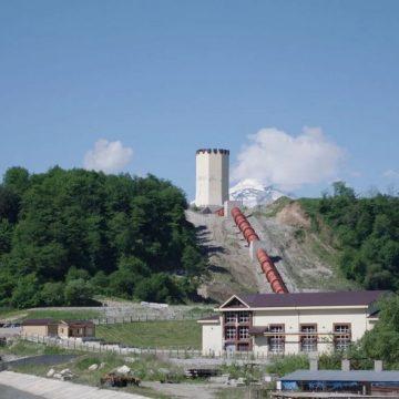 «Русгидро» начала строительство Башенной малой ГЭС в Чечне