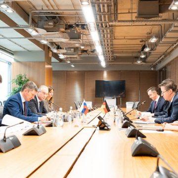 Россия готова поставлять водород в ФРГ с последующим транзитом в страны Европы
