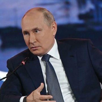 Путин поручил изучить вопрос создания на Дальнем Востоке производства «зеленого» водорода