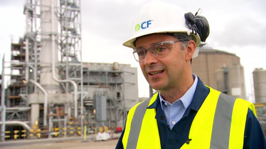 Два завода в Британии приостановили работу из-за роста цен на газ