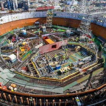 Ситуация на рынке газа может ускорить строительство новых АЭС в Великобритании