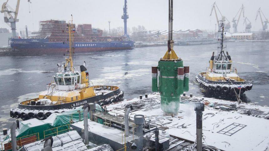 «Атомэнергомаш» приступает к разработке оптимизированного плавучего энергоблока