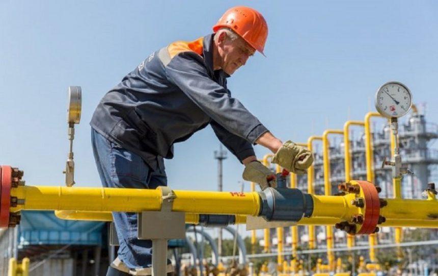 Транзит газа через Украину сократился за 9 месяцев на 17,2%