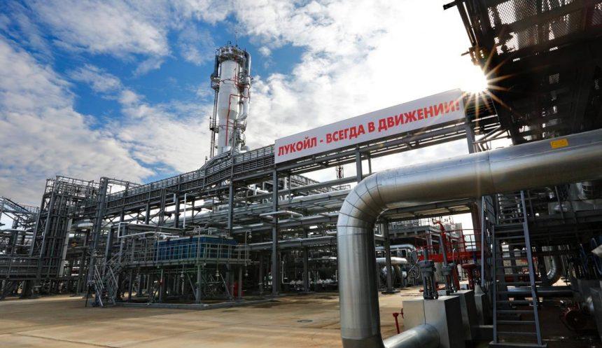 «Лукойл» начал строить второй комплекс газоперерабатывающей установки в Буденновске